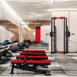 Playground Condos Fitness Room